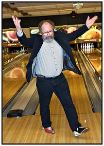 Bowling med Lakselogen 2009