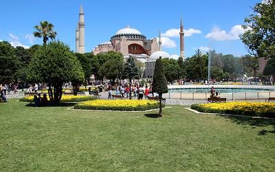 Turska - Istanbul, 30.6.2019, 3. deo