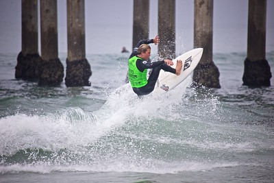 American Pro Surfing Series: Shoe City Pro 2013 Day Two