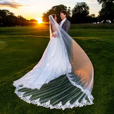 Rachael and Charles Wedding