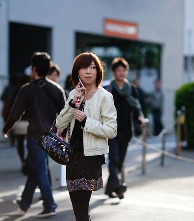 Japan 2010 Street Portraits