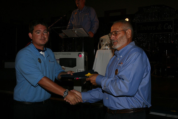 2008 Annual Meeting Employee Awards