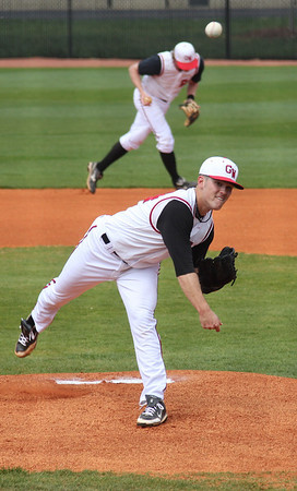 Baseball v UNC-Asheville Game 2