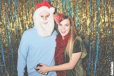 12-14-18 Atlanta Top Golf Photo Booth - TransUnion ATL Holiday Party 2018 - Robot Booth