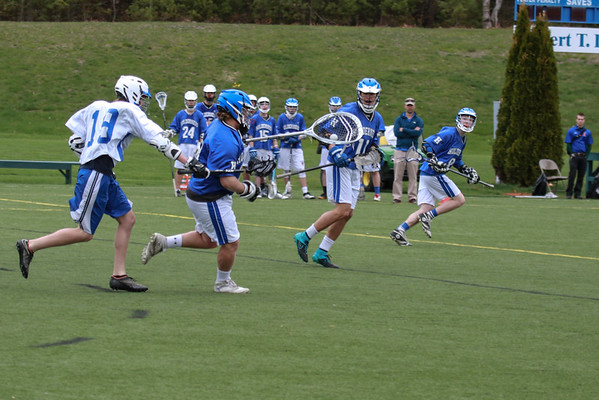 Boys' JV Lacrosse vs. White Mountain School | May 7
