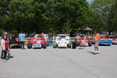Devils Bowl Speedway Car Show-Fair Haven, VT