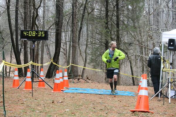 Seneca Creek Greenway Trail Marathon & 50K - B.Jacobs