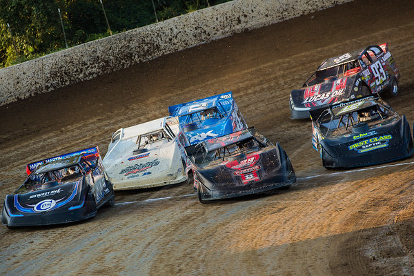 Florence Speedway (KY) 8/11