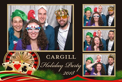 Cargill - Employee Holiday Party 2018