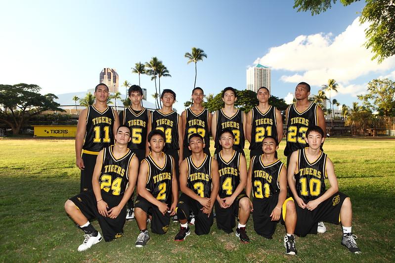 2009-2010 Boys Varsity Basketball