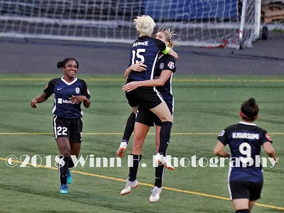 20180707 Seattle Reign vs. Houston Dash
