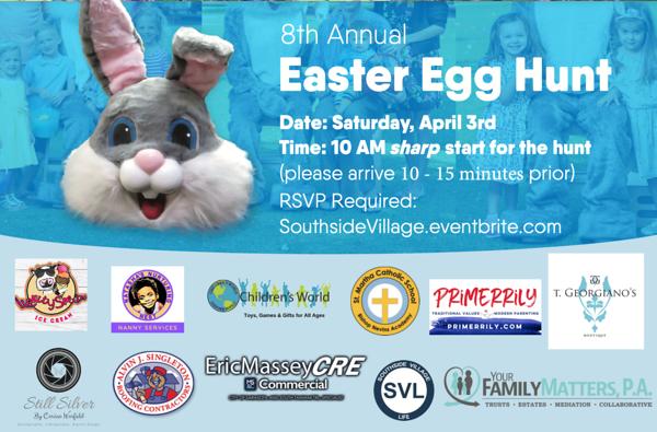 N2 Easter Egg Hunt 2021