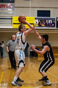 2012 PHS Boys Basketball vs Austin
