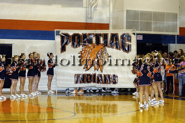 Pontiac Varsity Basketball (2006-2007)