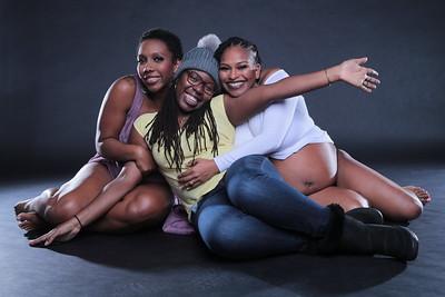 2021-02-04 - 2 Hour Studio Maternity Photo Shoot at Classic Film Studios