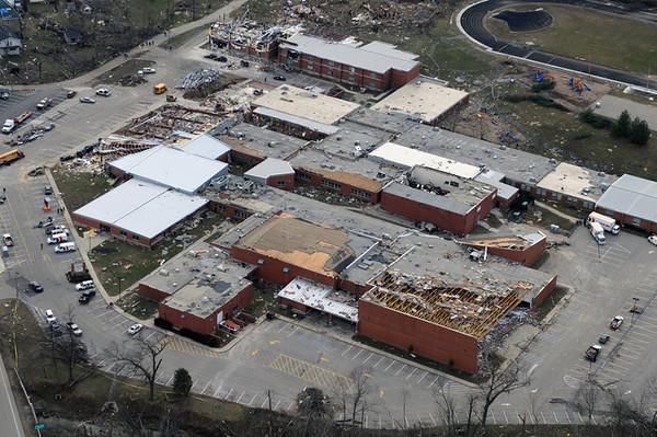 Henryville tornado pics