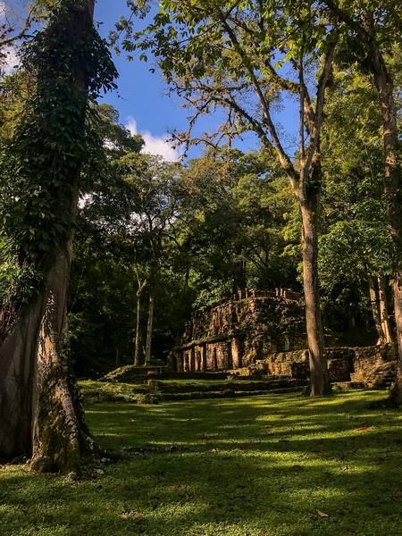 Yaxchilan - best Mexico ruins
