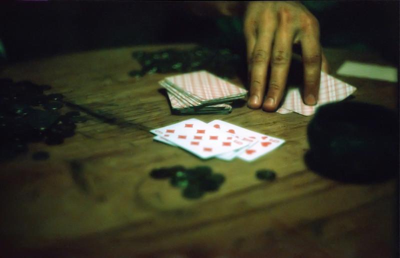 Poker at Slava's