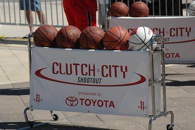 Rocket's 3 on 3 Street Basketball