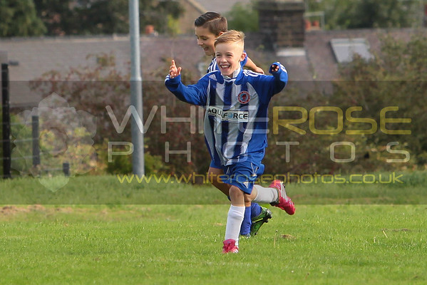 Under 10's  v Crofton Juniors 05 - 10 - 14