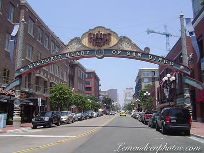 San Diego et sa Région