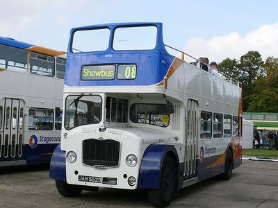 19901-19999 Preserved & Special Event Double Decks