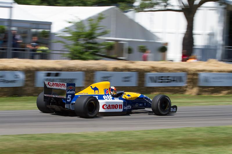 Williams-Renault FW14B