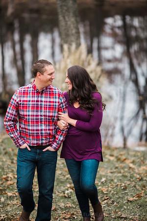 Jenn + Brandon = Engaged