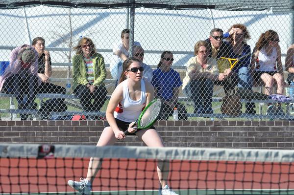Tennis - Melissa Siefert