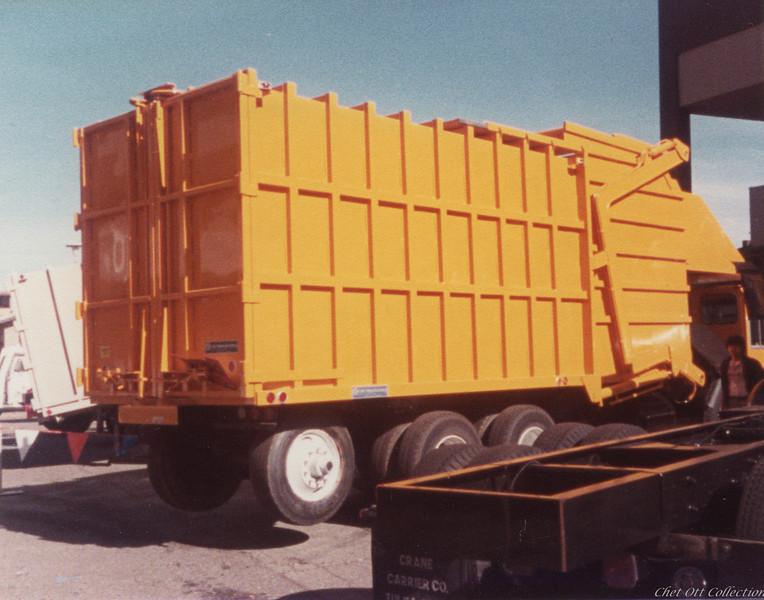 Crane Carrier Full Pack Front Loader