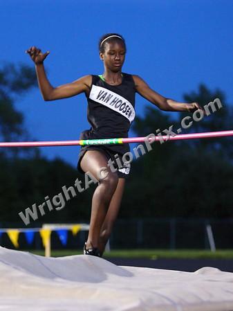 2011 06 02 Girls High Jump