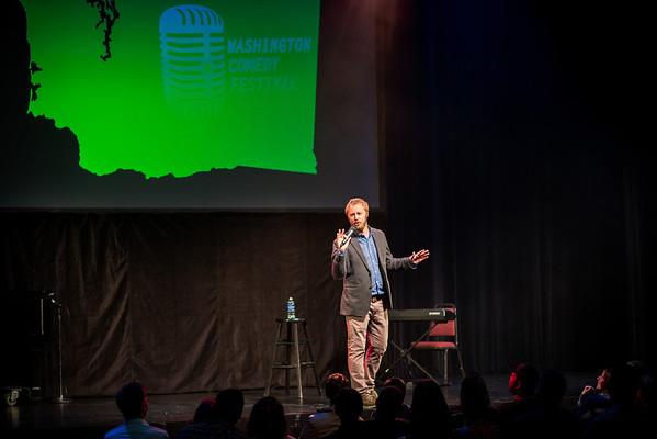 Washington Comedy Festival 2014