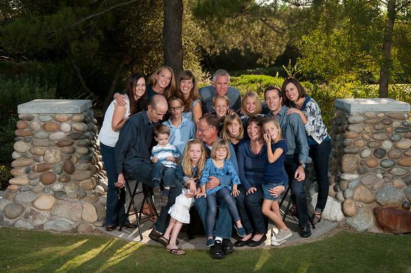 Callenders Family Portrait 2011