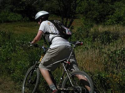 Great Hummock Pond Mountain & Dirt Bike Race -- 21 July 01