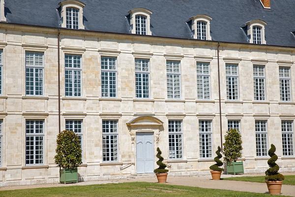 Jardin de l'Evéché - Orléans