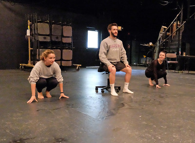 Dance Studio 4-12-18