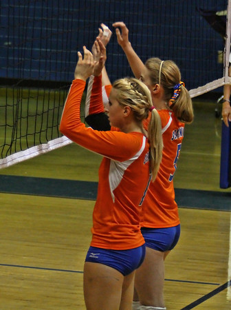 Cape Coral Seahawks Volleyball 2012