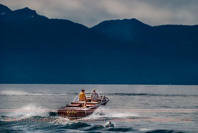 the Lola sweeps onto Lake Tahoe