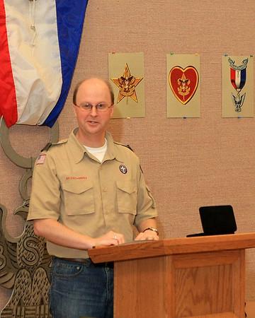 Nick Cardon Eagle Court of Honor