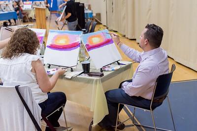 Class of 2025 Parent Paint & Sip Night - July 8, 2021