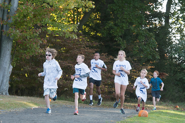 King Cares 5K & Pumpkin Challenge, Oct. 2017