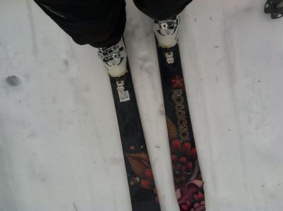 Tucker Brook Ski Trail, Cannon, NH_01.13.2013