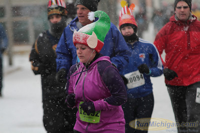 Featured Landscape # 4- 2013 Fifth Third Detroit Turkey Trot