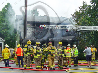 House Fire - Greece, NY 7/23/03