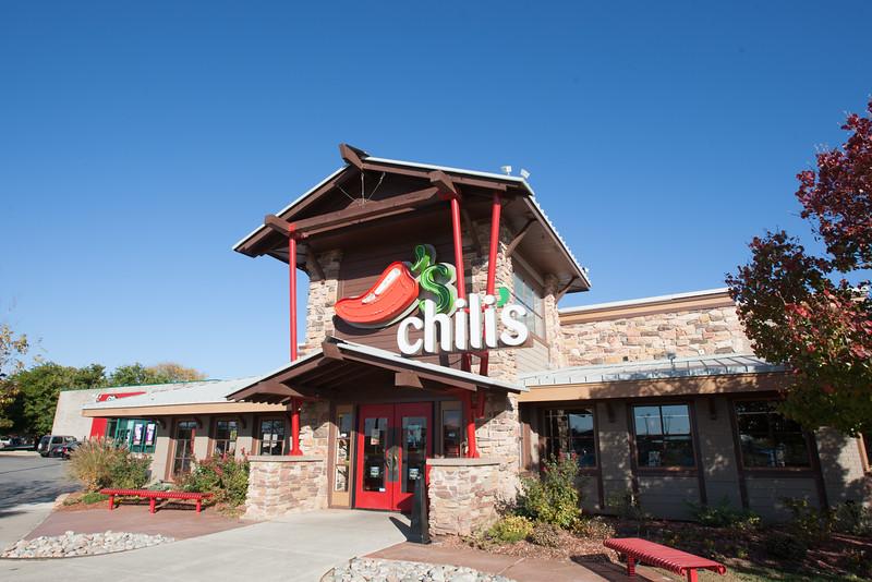 Chili's in Edmond, OK.