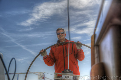 Sailing with Diederik