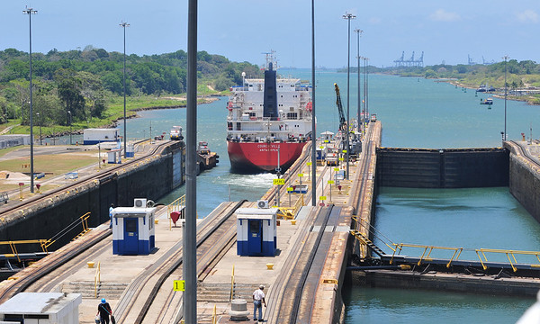 Panama Canal Colón