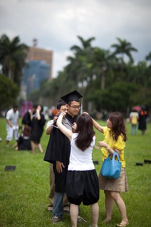 Jeffery's Graduation