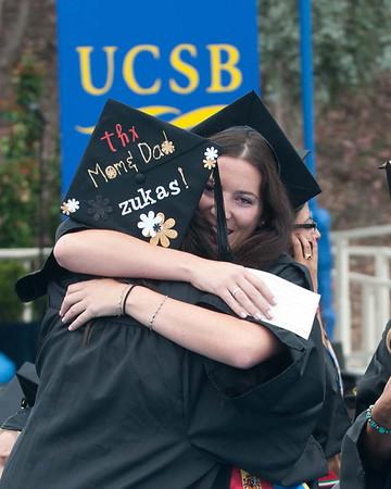 Sophie's UCSB Graduation 2012