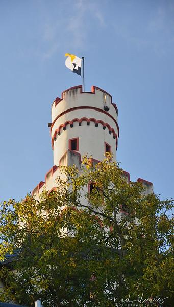 Koblenz- Braubach - Marksburg  Castle